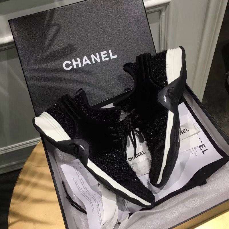 Pin on Chanel shoes