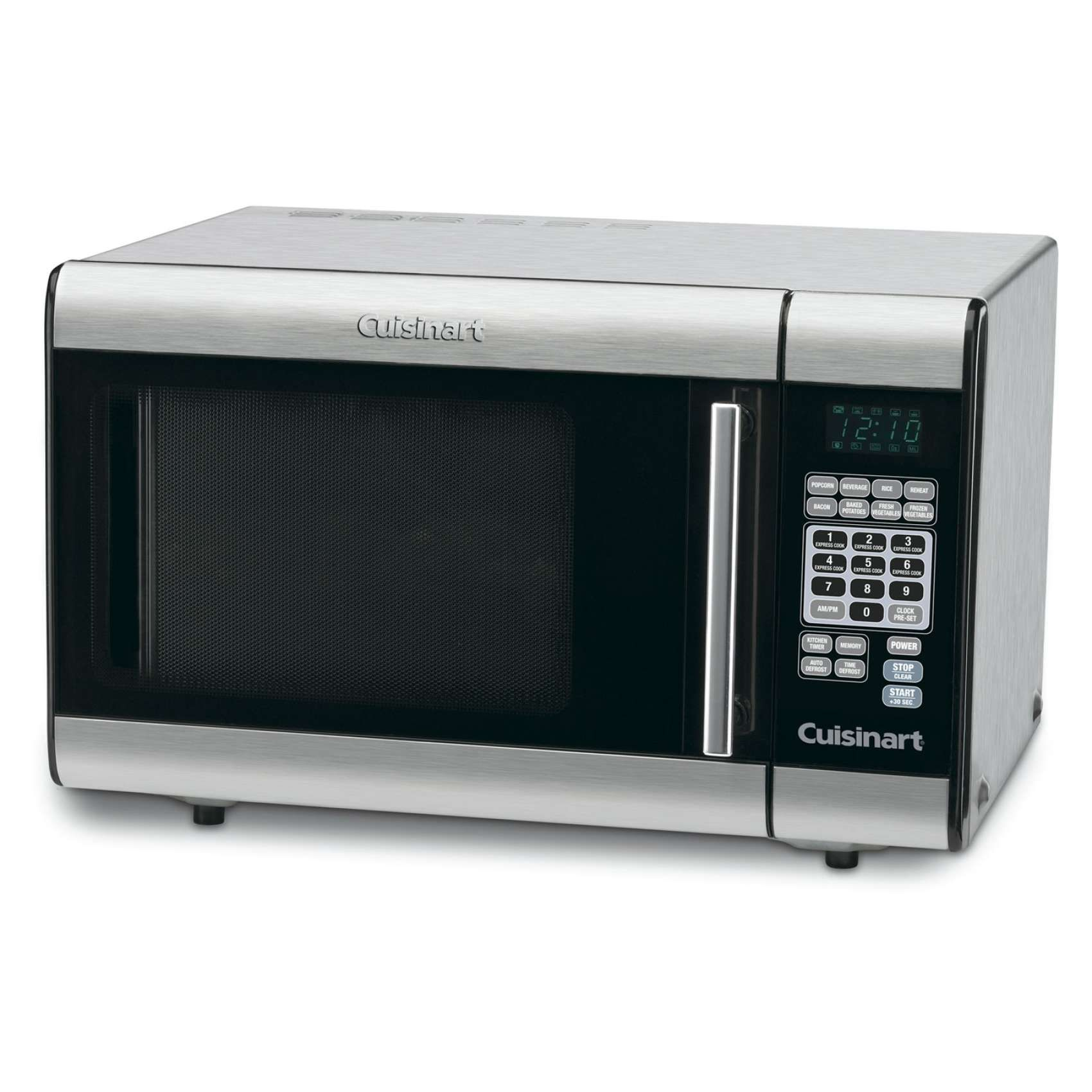 Cuisinart Stainless Steel Microwave Oven Kitchen Appliances