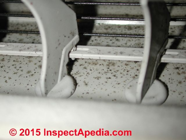 Typical Air Conditioner Outlet Grille Mold C Daniel Friedman