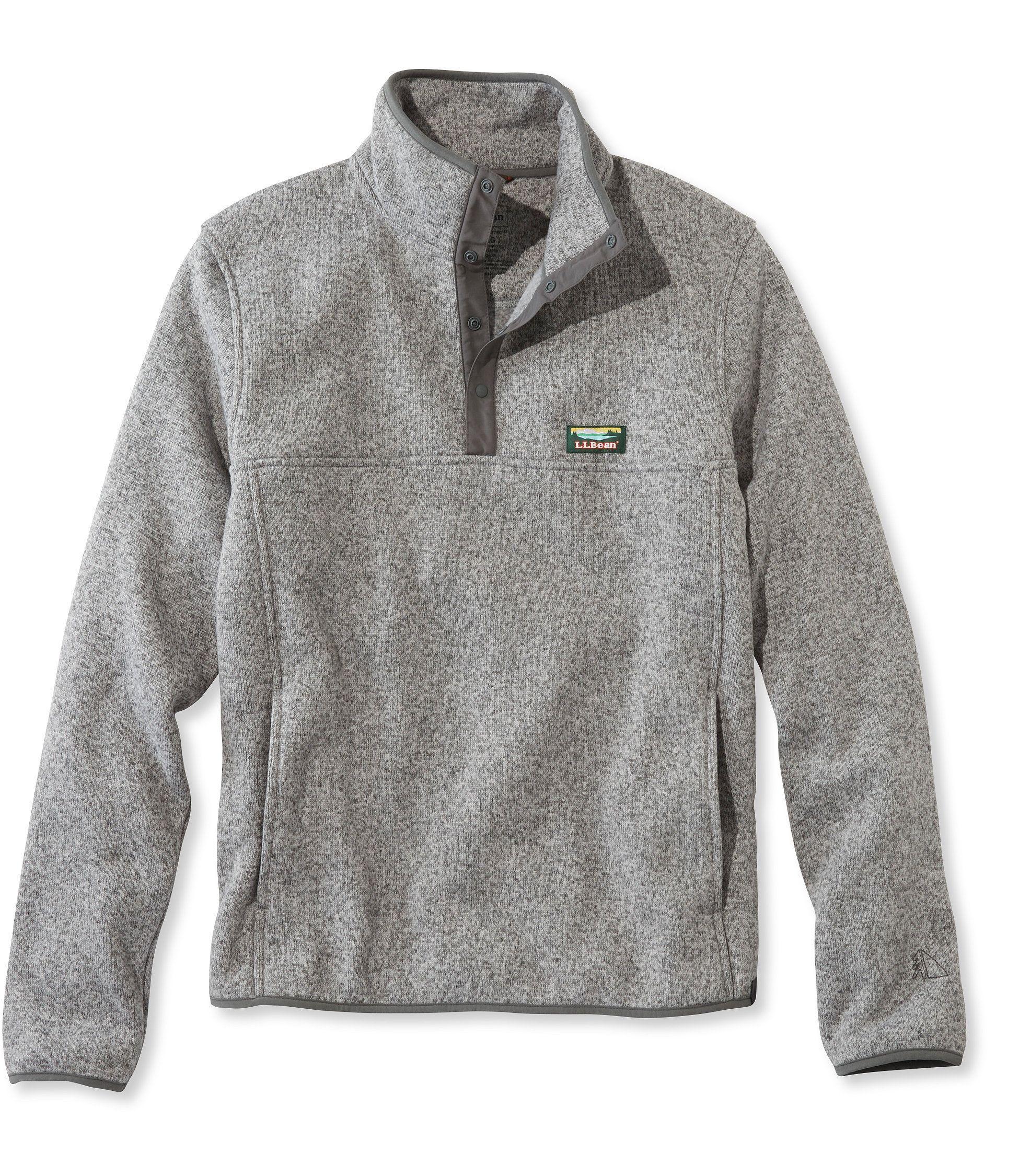 fe536f959 L.L.Bean Sweater Fleece Pullover