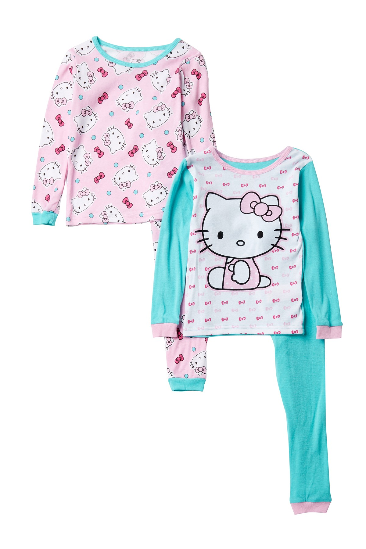 5d52e98d7 Hello Kitty Cotton PJs - Set of 2 (Toddler Girls)