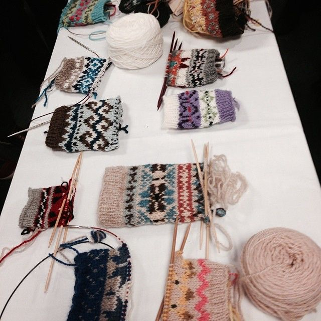 Mary Jane Mucklestone student work - they invented their pattern ...
