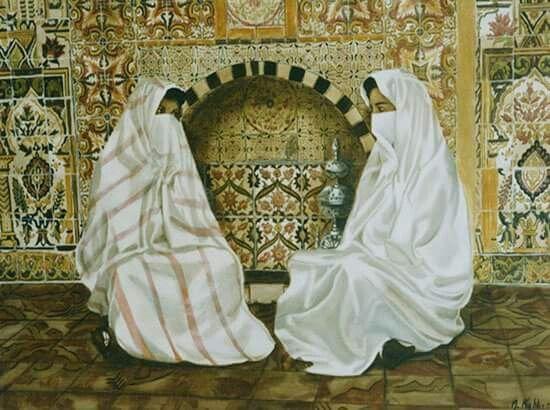 Peinture tunisienne   Peinture tunisienne