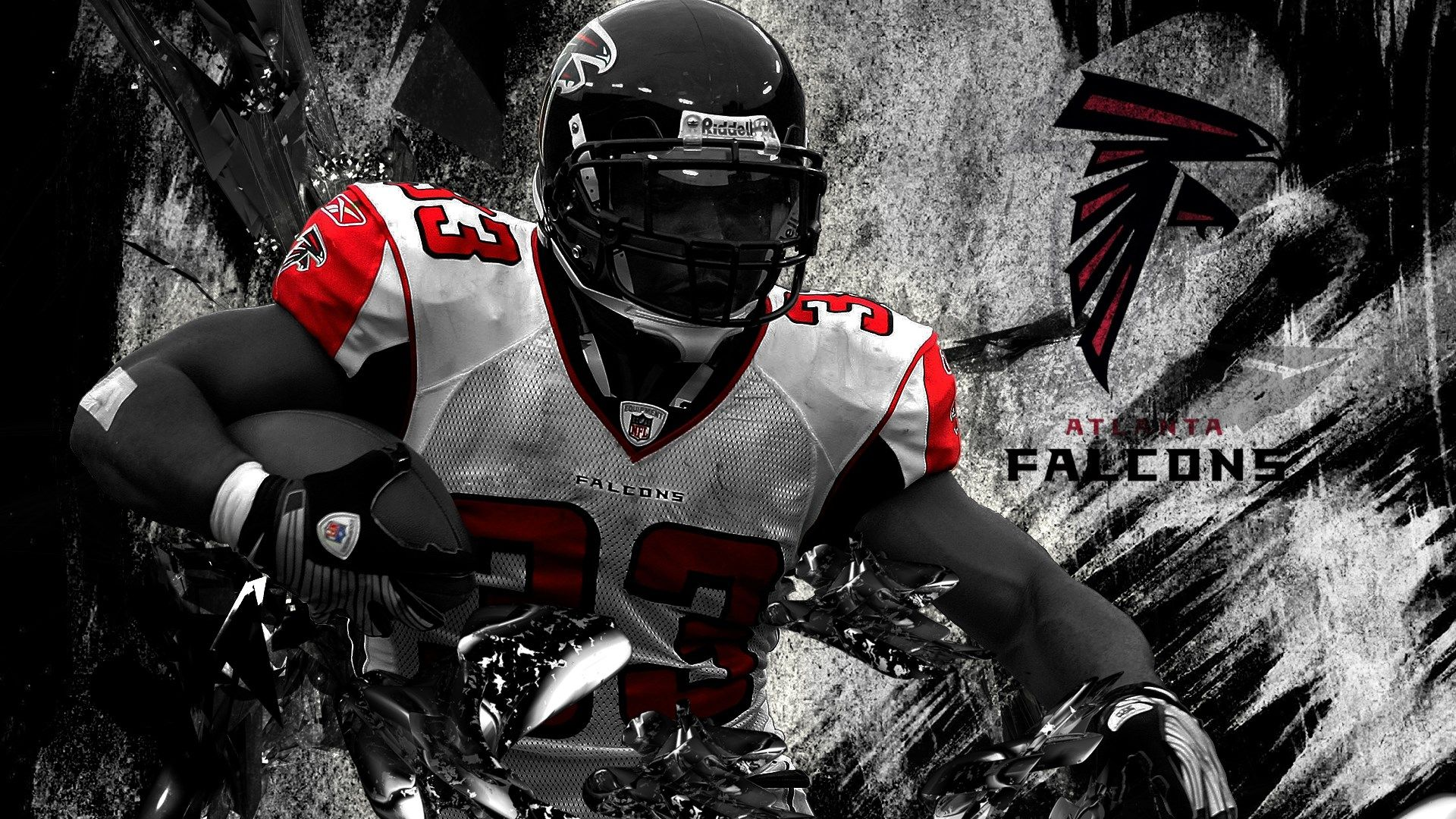 Atlanta falcons wallpapers hd ololoshenka pinterest falcons atlanta falcons wallpapers hd voltagebd Images