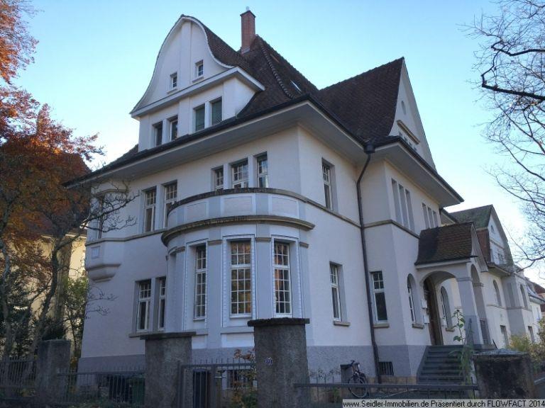 KAUFZUSAGE Gründerzeitvilla im Holbeinviertel