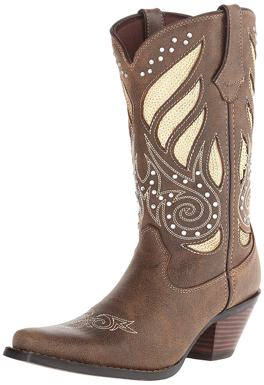 Boots Crush Women's Bling Western Cowboy Boot
