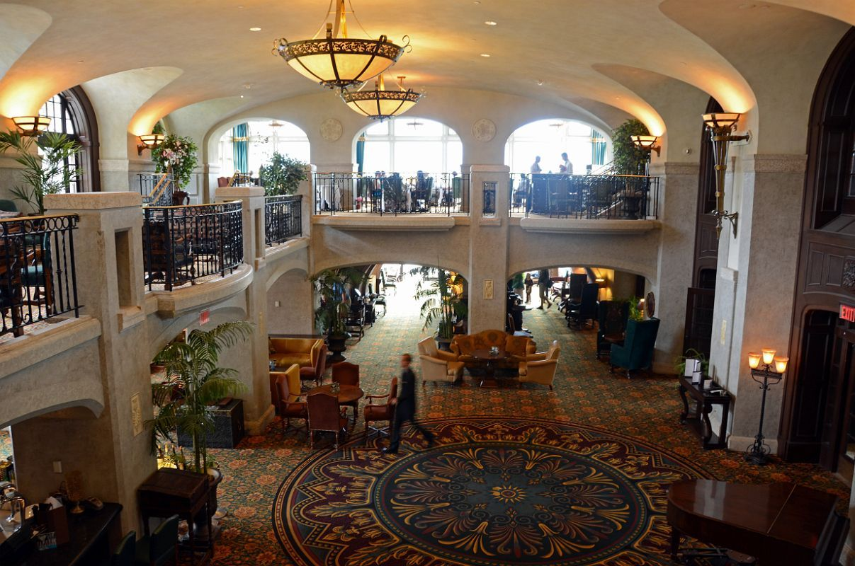 23 Banff Springs Hotel Rundle Lounge And Bar Architecture Ii Pinterest Banff Springs And