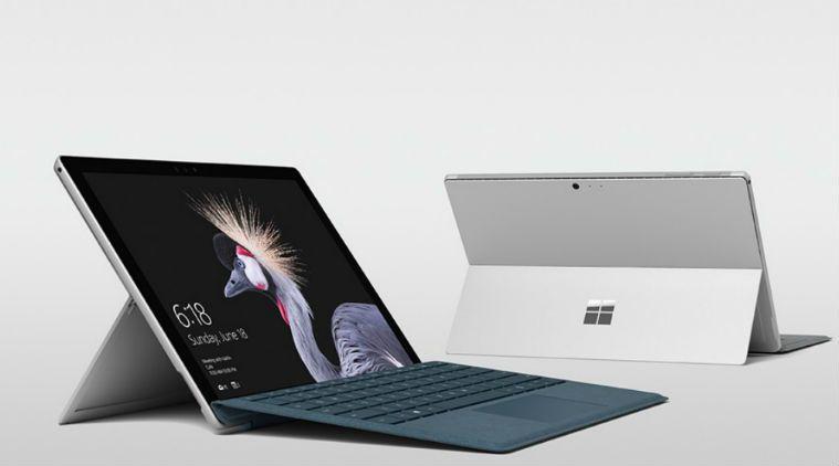 TECH NEWS Microsoft Surface Pro vs. Surface Pro 4 New