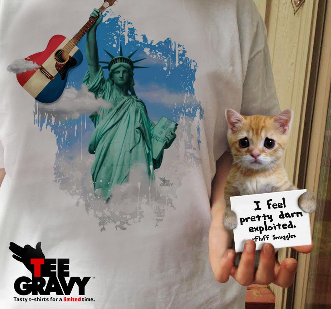 Poor Kitty!