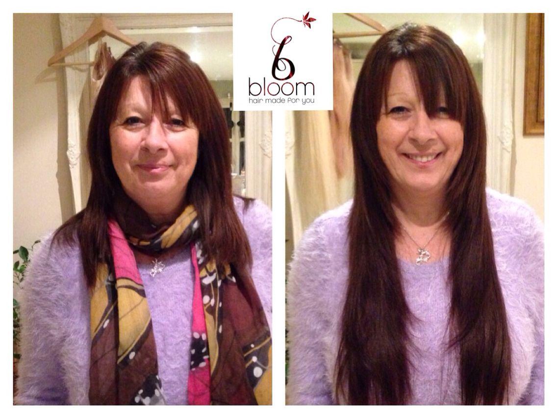 Beautiful 100 Bespoke Damage Free Remy Grade 5 Hair Extensions
