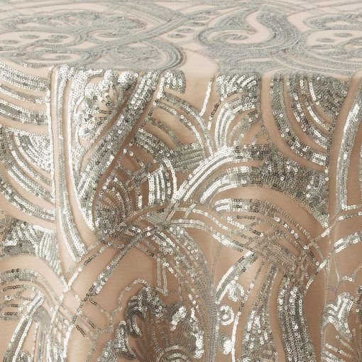 Silver Lennox - Nüage Designs   Ethereal, Design, Silver table