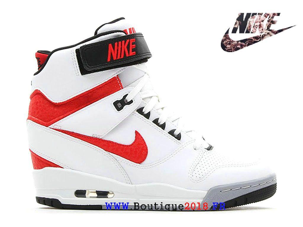 size 40 2935c 61d12 Chaussures compensées Nike Air Revolution Sky Salut Liberty QS pour femmes  Armory Navy   Vachetta Tan Blanc Rouge Université 599410-106