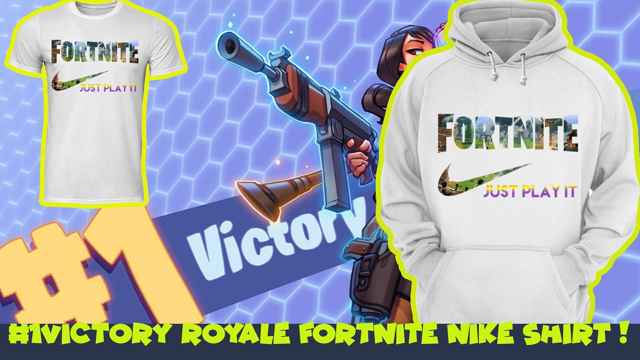 480087149 Fortnite nike- just play it shirt, long sleeved, tank top | Trending ...