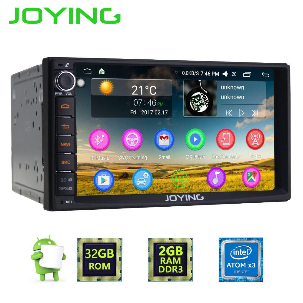 Best Price New Joying 2gb Ram Android 6 0 Marshmallow Car Audio