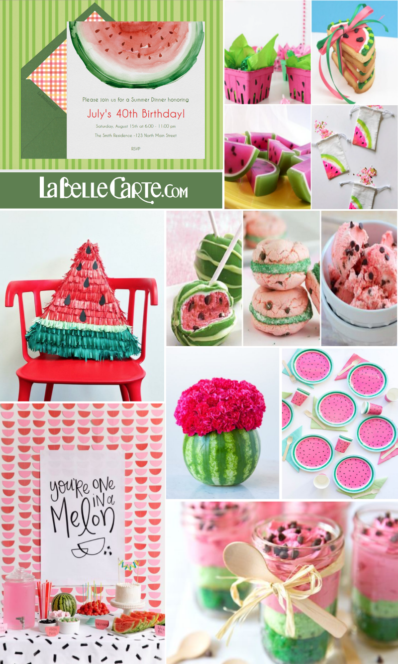 SWEET AND FRESH BIRTHDAY IDEAS AND ONLINE INVITATIONS FOR A