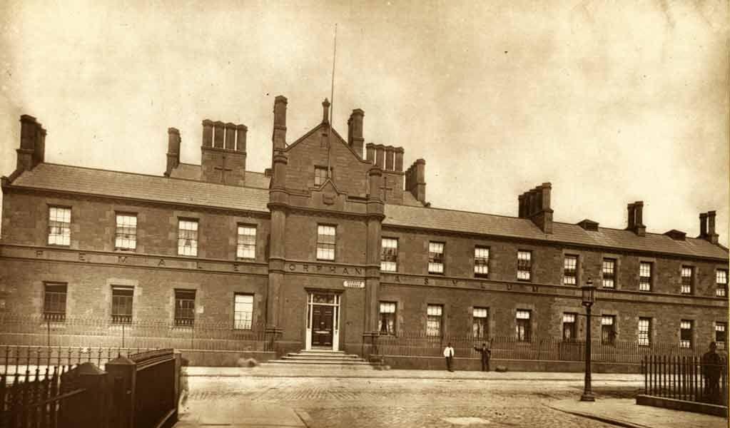 Orphanages Liverpool Liverpool Street Liverpool Docks