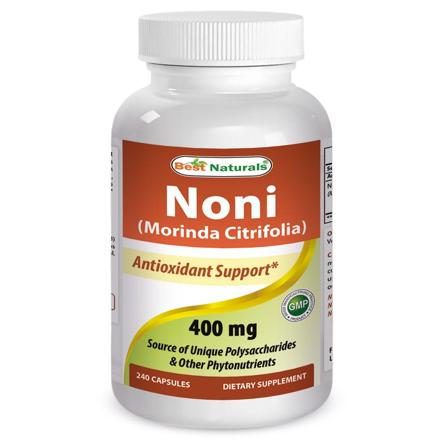 Best Naturals Noni 400 mg 240 Capsules Discover this