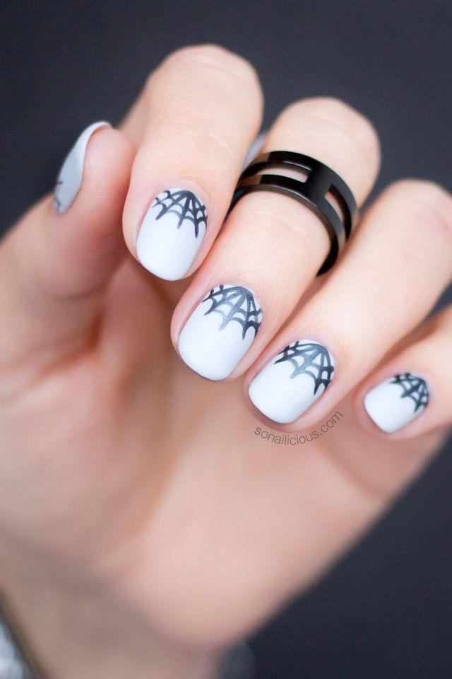 Pin by Nicole Thomas on cosmetics   Halloween toe nails ...
