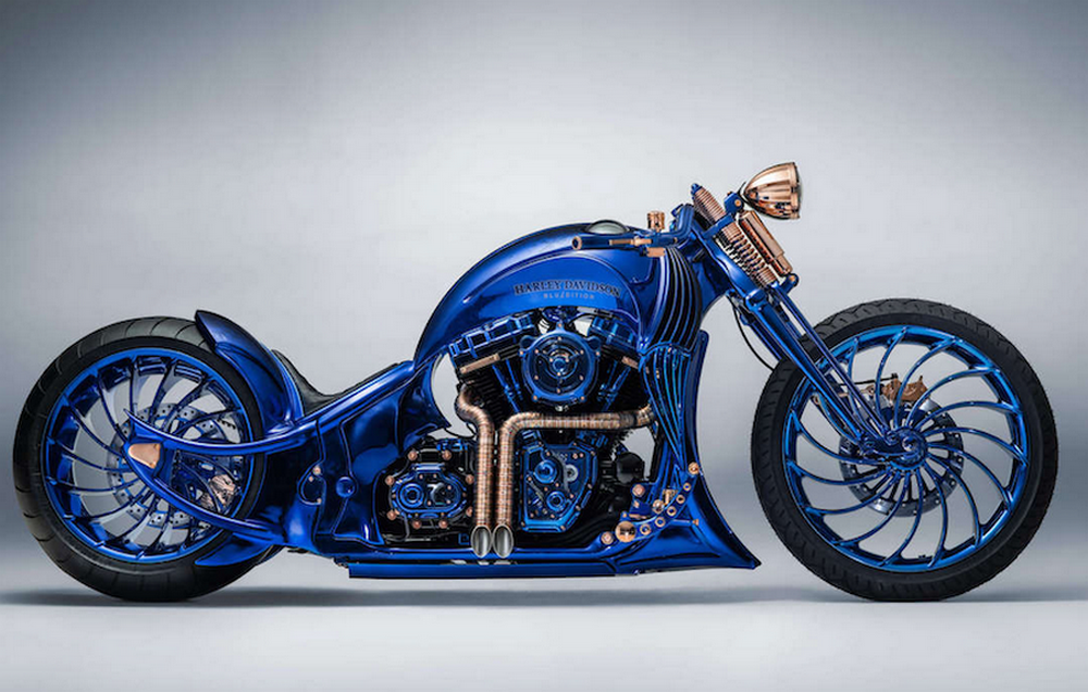 This Harley Davidson Is The Most Expensive Bike In The World And It Costs More Than A Bugatti Veyr Motorcycle Harley Harley Davidson Motorcycles Custom Harleys
