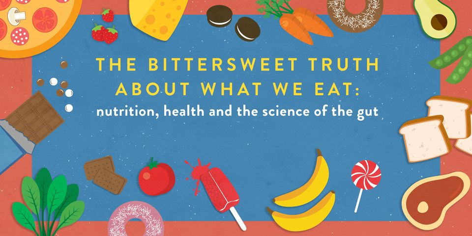 The Bittersweet Truth About What We Eat  Intelligence Squared - physical assessment form