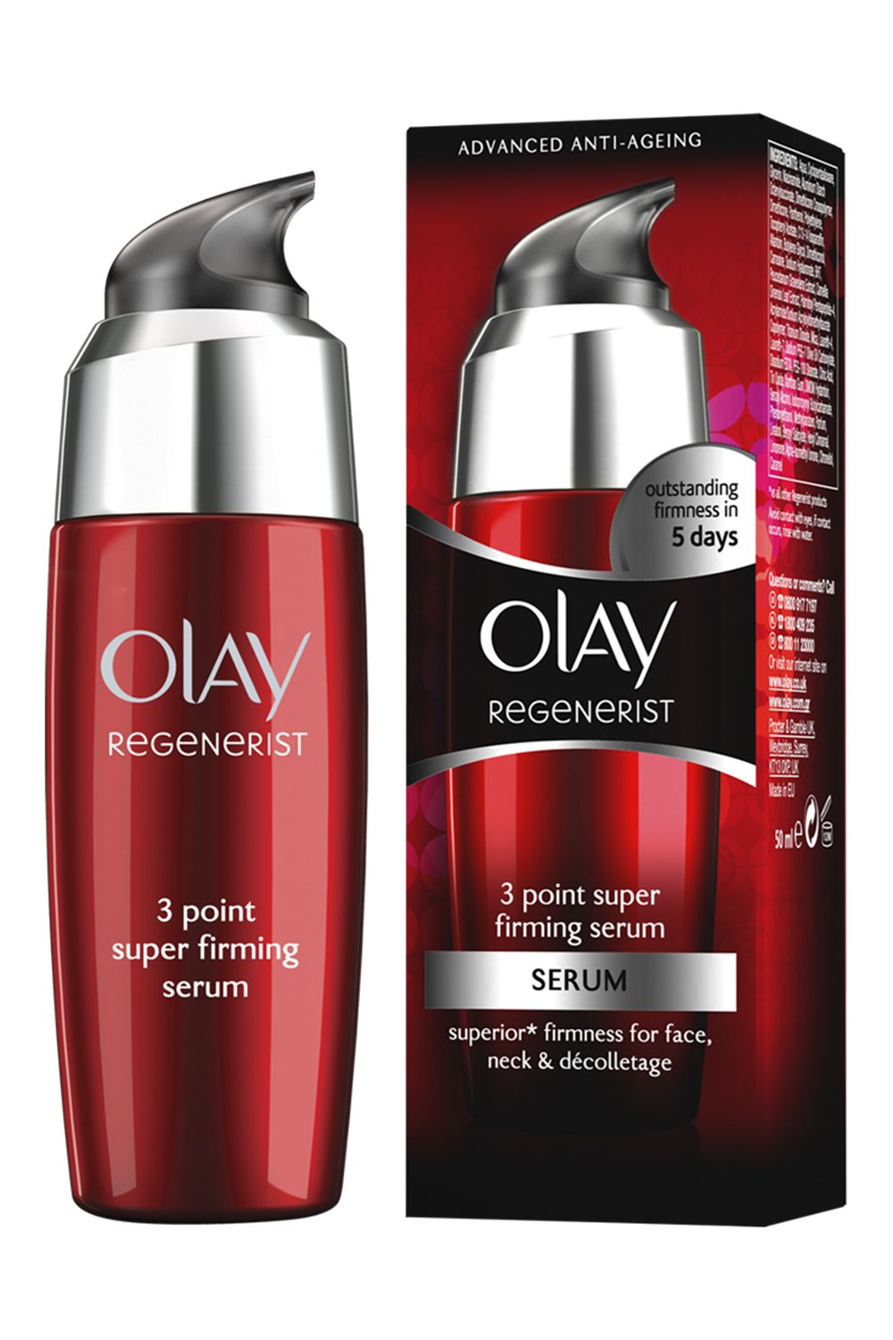 The Best Face Serum To Transform Your Skin Marie Claire Best Face Serum Olay Regenerist Olay