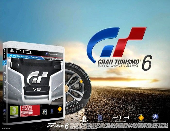 playstation 4 leaks 39 gran turismo 6 39 headed for ps4. Black Bedroom Furniture Sets. Home Design Ideas