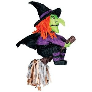 Pinatas Witch Flying 3D Ea LIMITED STOCK | Party Supply | Paper Party Supplies and Goods Melbourne