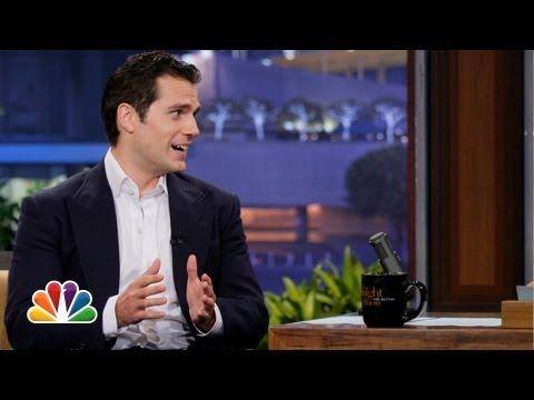 Henry Cavill, Part 1 - The Tonight Show with Jay Leno 2013