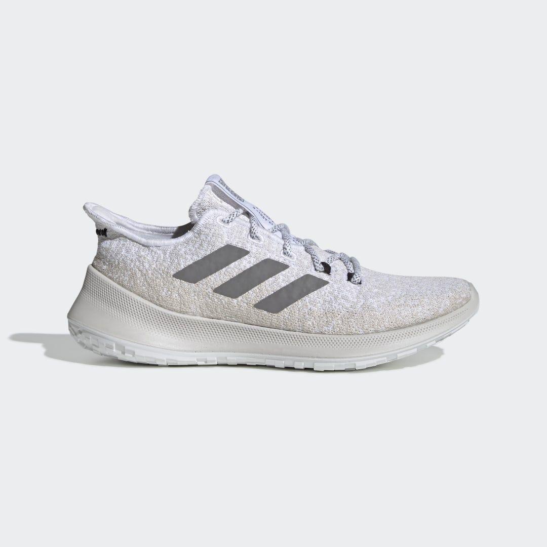adidas Sensebounce+ Schuh - Weiß   adidas Deutschland