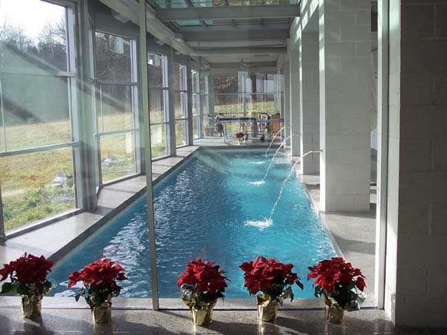 Designing An Indoor Pool