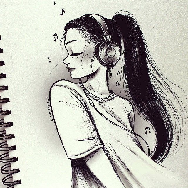 Resultado De Imagen Para Dibujos De Chicas Tristes Para Dibujar