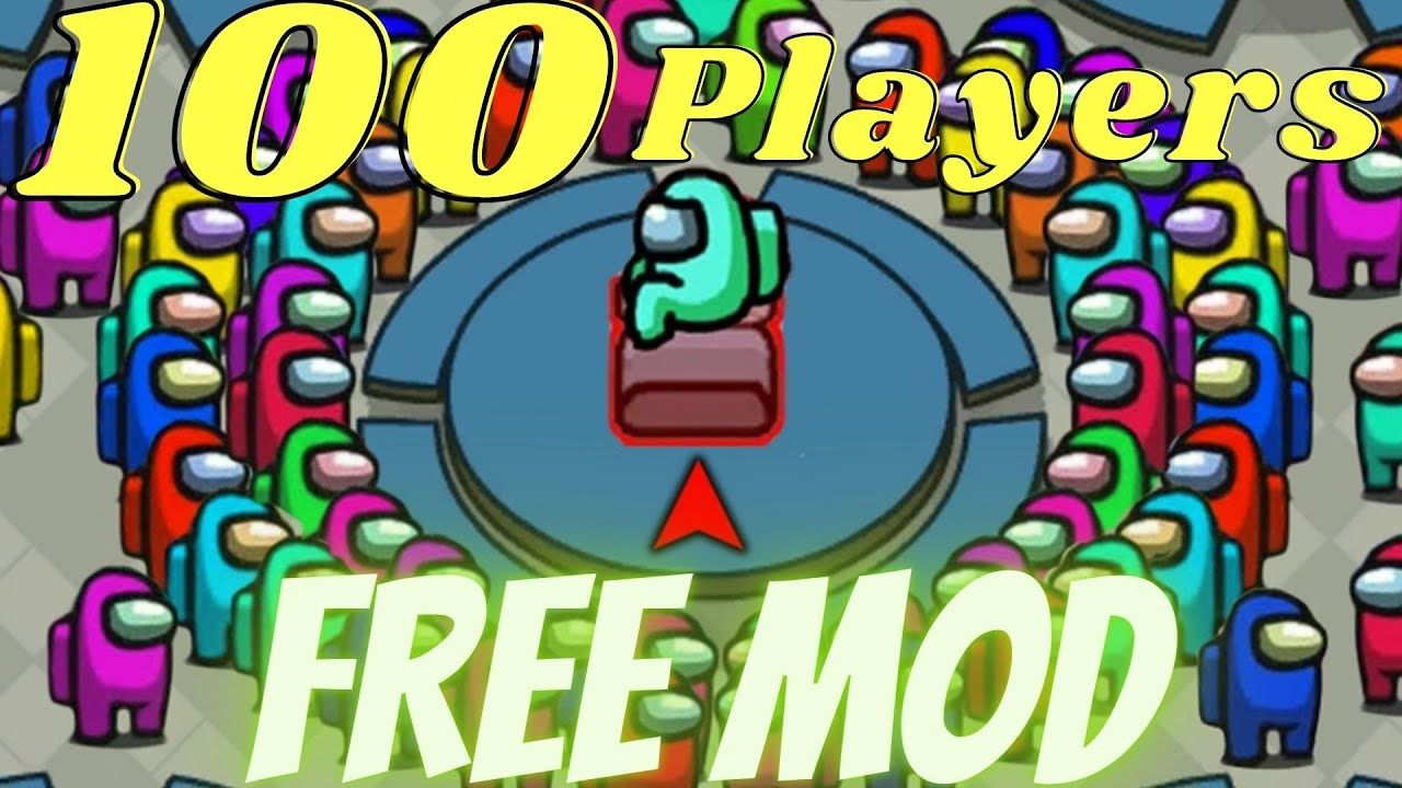Among Us How To Play With 100 Players Free Download Free Mod