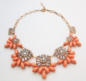 Enter to win the Valencia Sparkle Necklace worth $100.