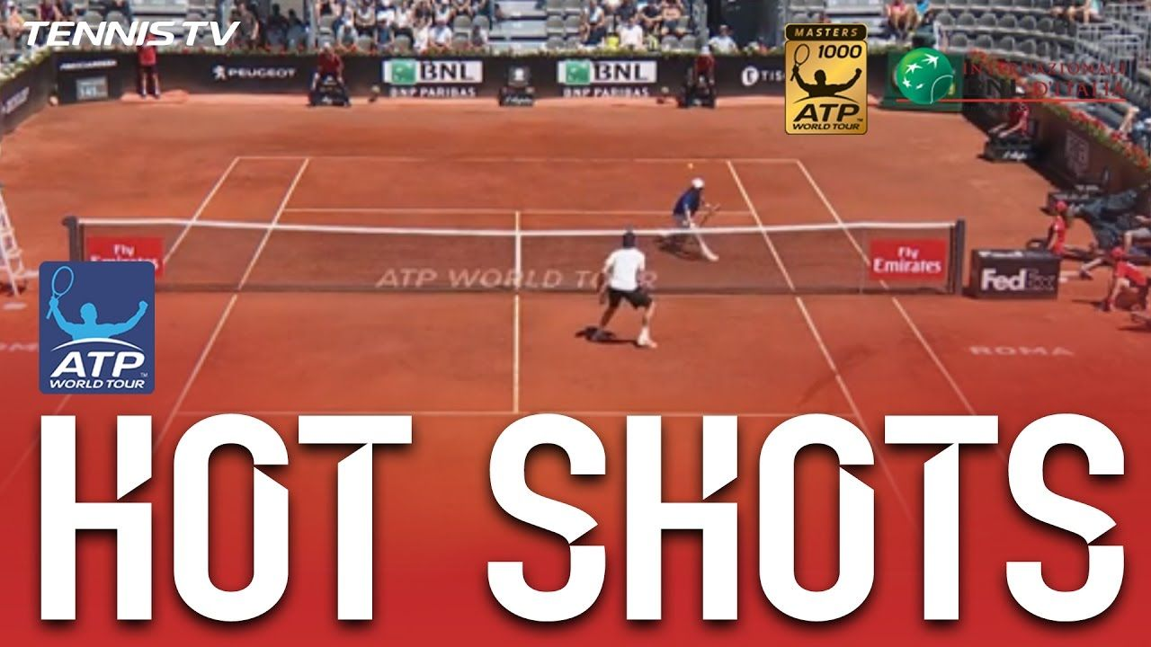 Atp Tennis News Goffin Grinds In Rome Ferrer S Notches 700th Win Rome Tours Tennis