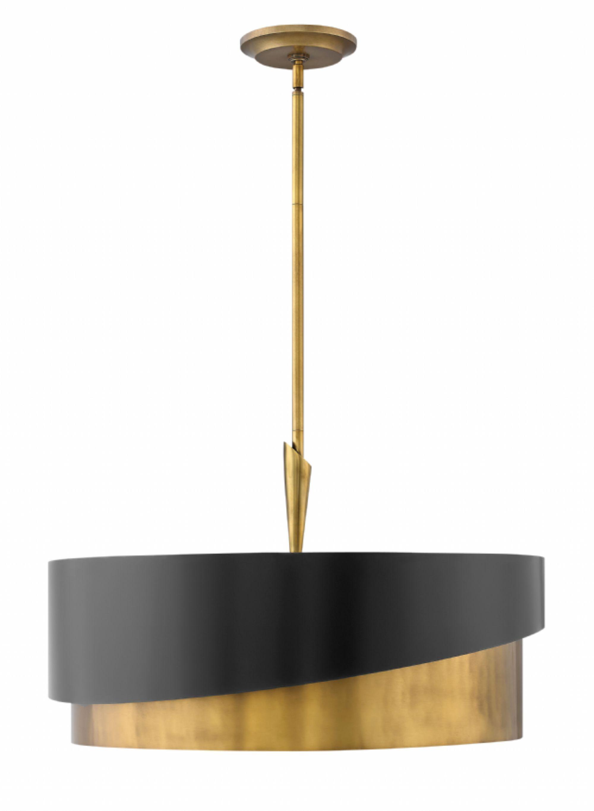 Hinkley Lighting - Gigi FR34315HBR | Modern style | Pinterest