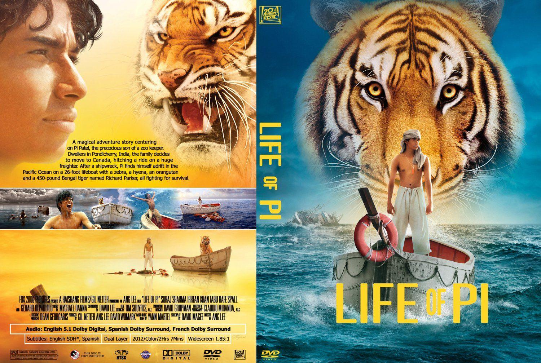Life Of Pi Formato Dvd