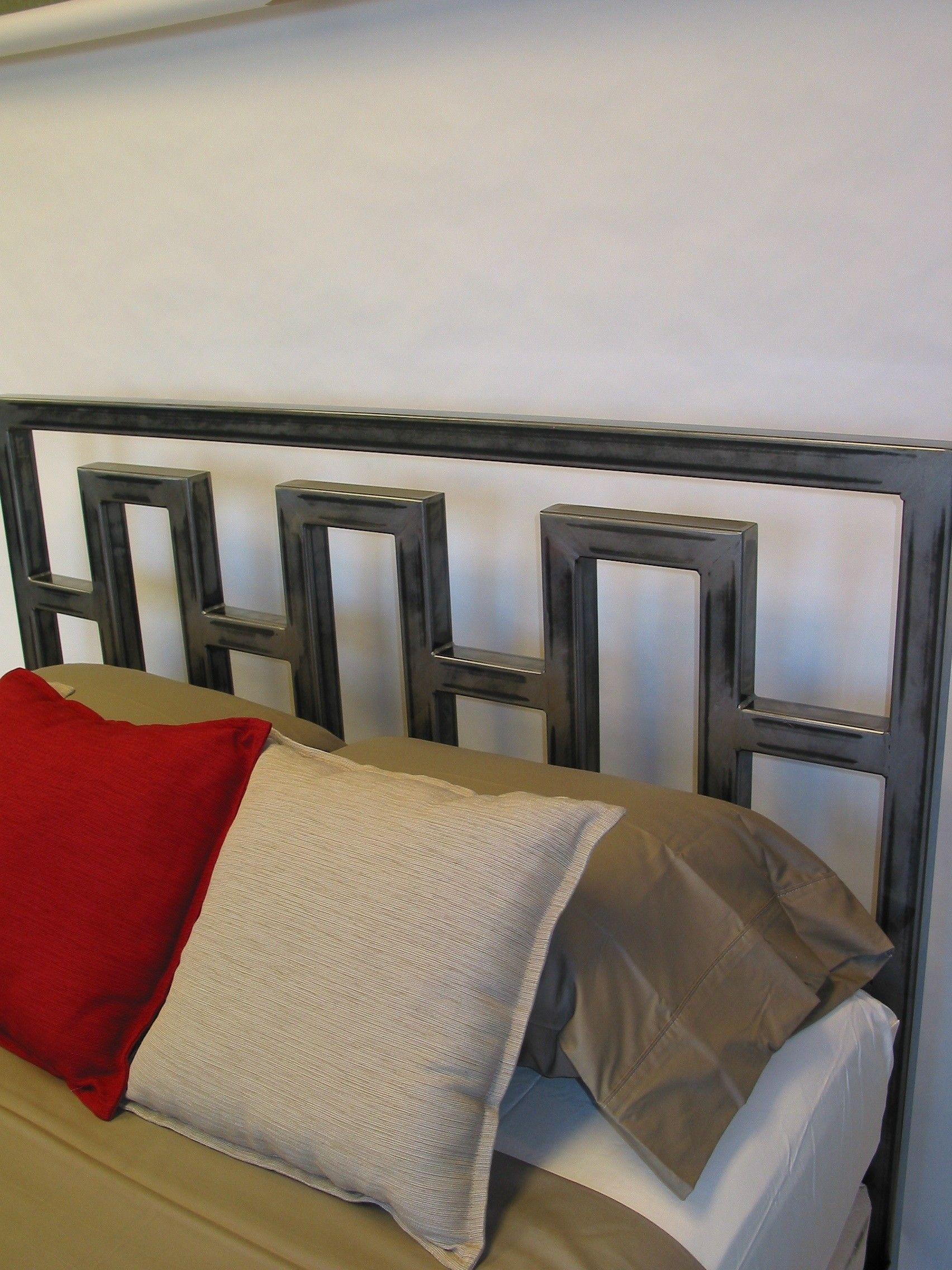 Architect Steel Bed Frame | Metal | Pinterest | Camas, Hierro y Herrería
