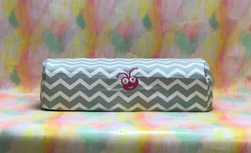 Embroidered Cover For The Cricut Brightpad B W Chevron Cricut Cricut Brightpad Chevron