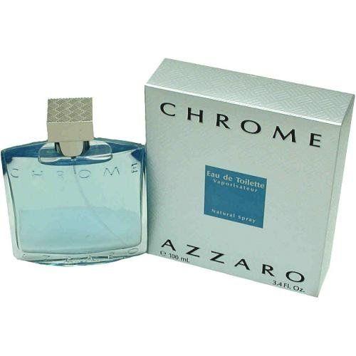 Chrome By Loris Azzaro For Men. Eau De Toilette Spray 3.4