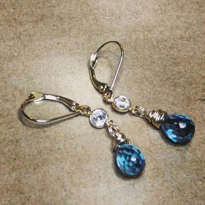 Argent 925 Turquoise /& Cornaline disque Bead Dangle Earrings