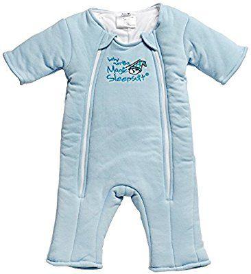 45b8c67d4 Amazon.com  Baby Merlin s Magic Sleepsuit - Swaddle Transition ...