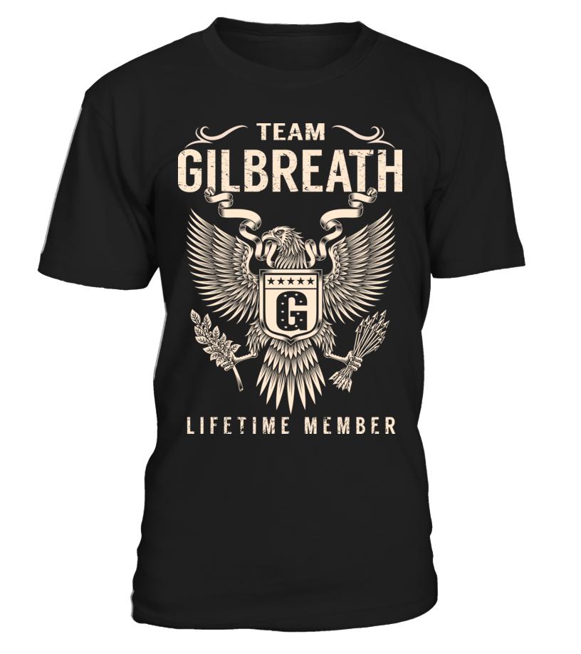 Team GILBREATH - Lifetime Member