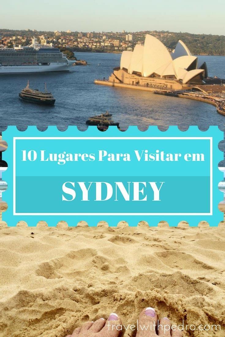 10 Coisas Para Fazer em Sydney, Austrália   Viagens, Ideias