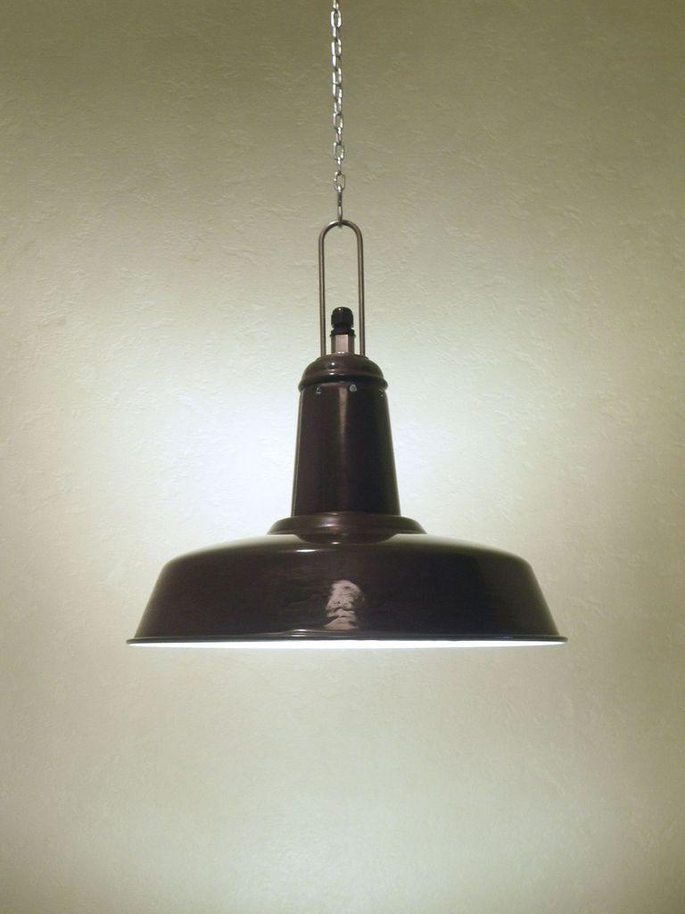 Luminaire usine