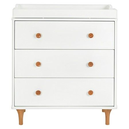 Babyletto Lolly 3 Drawer Changer Dresser With Removable Changing