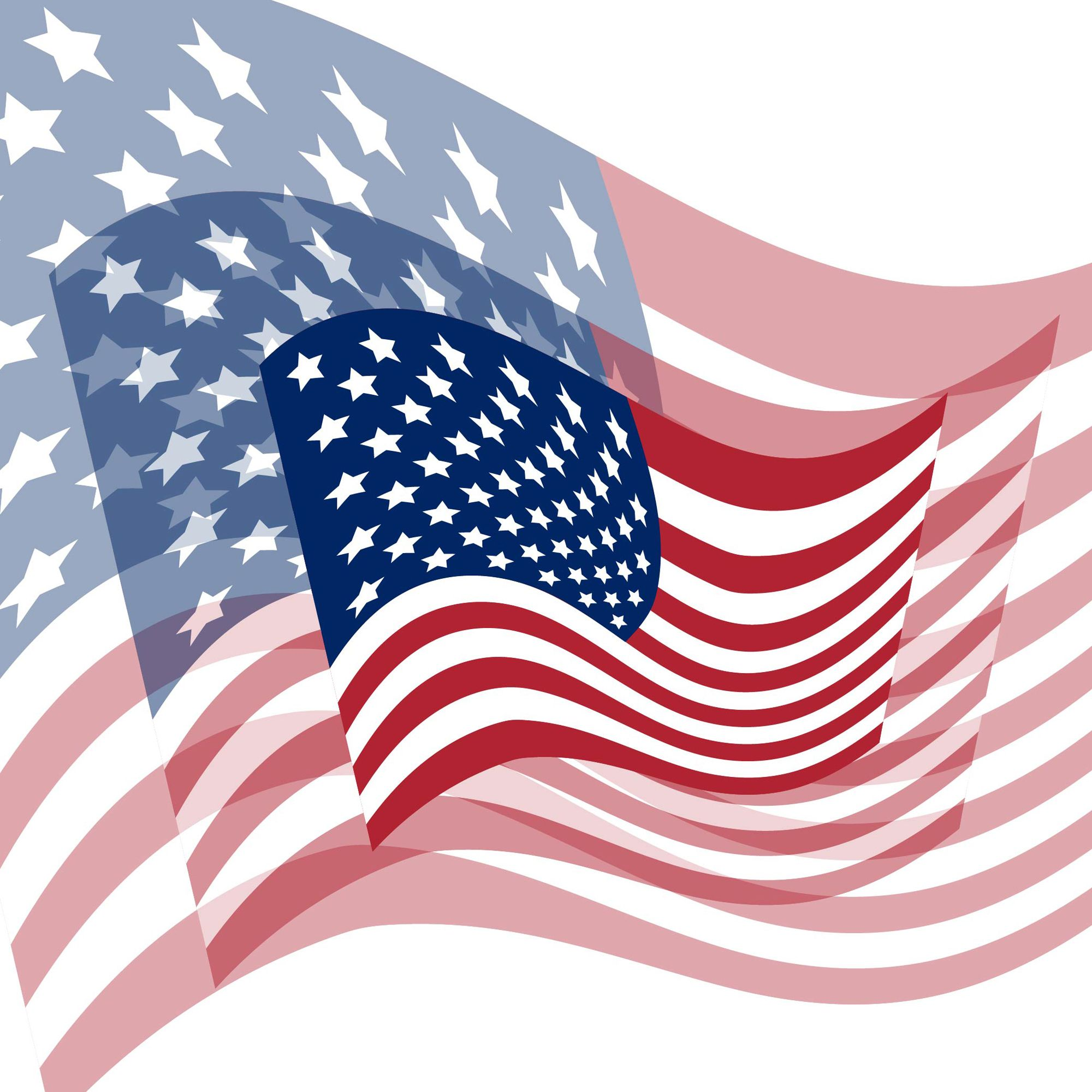 American flag american poster stock images free