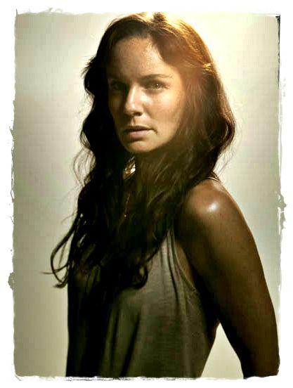 Meet Sarah Wayne Callies as Lori Grimes