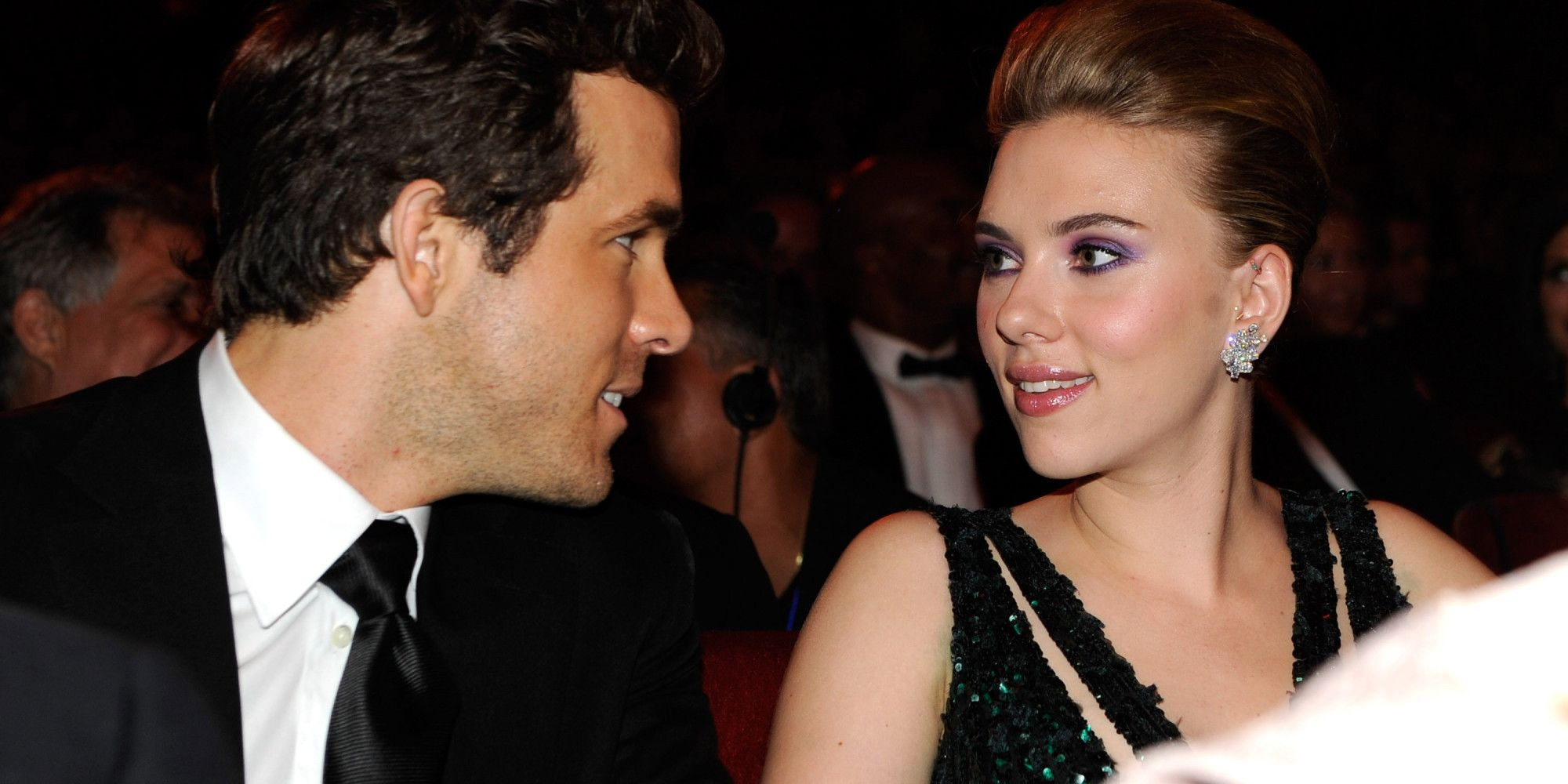 2007 2010. Ryan Reynolds and Scarlett Johansson Ryan