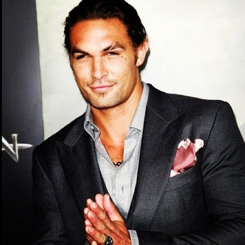 Jason Momoa (Game Of Thrones' Drogo)