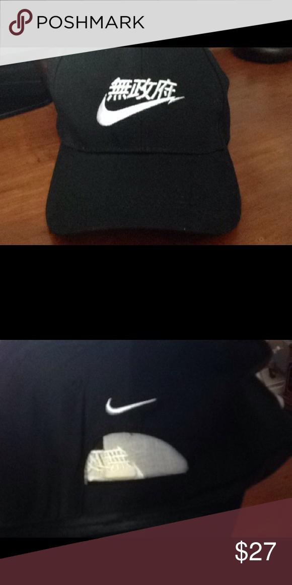 5d6ba5073e2 RARE Nike Air Hat Japanese Brand new hat